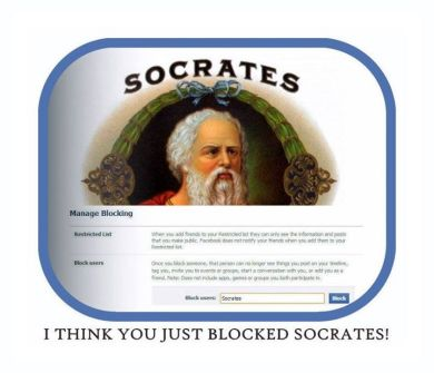 Ancient Greek Troll (commonly known as Socrates)