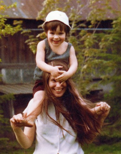 My Mom and Me (Mother's Day 1978)