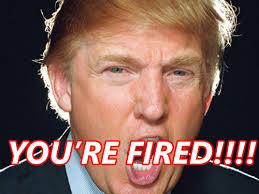 fired again