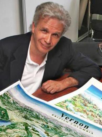 Jean-Louis Rheault, Montreal Mapmaker