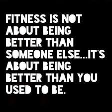 fitness is
