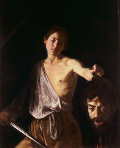 800px-Caravaggio_-_David_con_la_testa_di_Golia