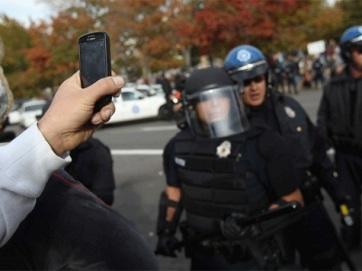 recording-police